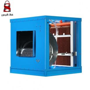 کولر تبخیری سلولزی انرژی مدل EC0350 هوادهی از بغل