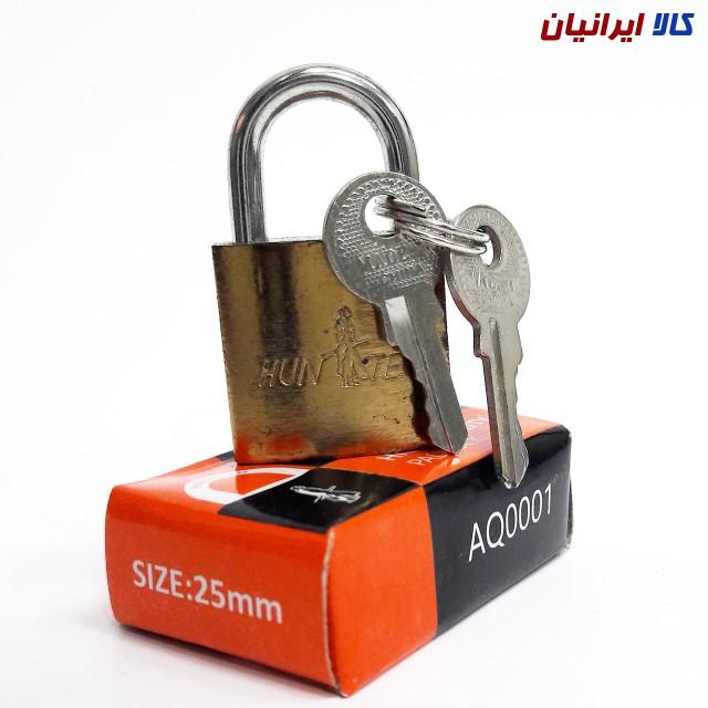 قفل آویز ۲۵