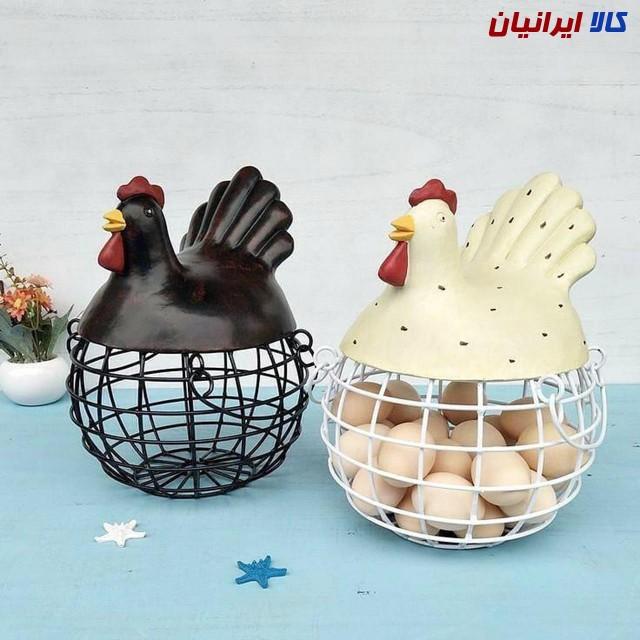 سبد تخم مرغ مایا