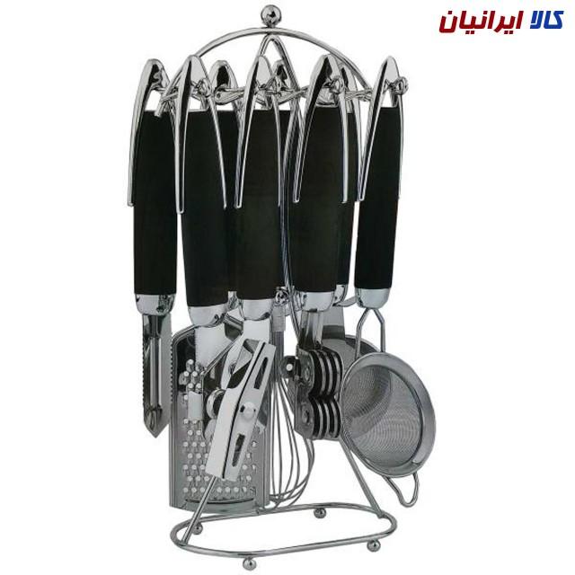سرویس ابزار آشپزخانه 8 پارچه