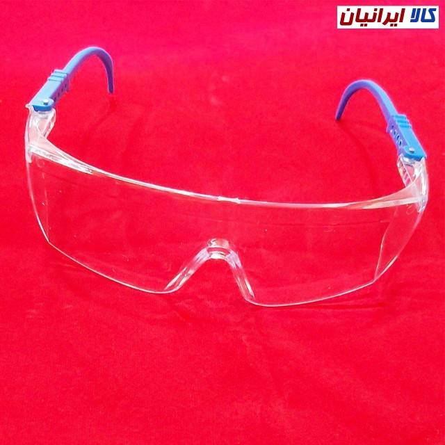 عینک سنگ زنی دسته کشویی