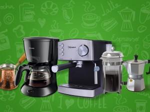 آشنایی با ۱۱ مدل دستگاه قهوه ساز