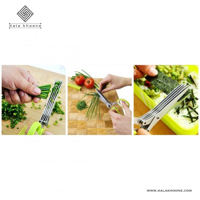 قیچی سبزیجات