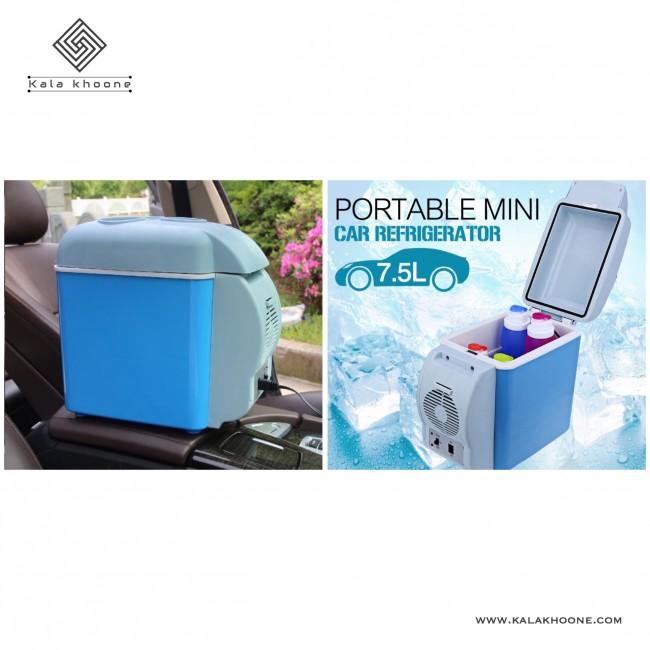 یخچال و گرم کننده خودرو