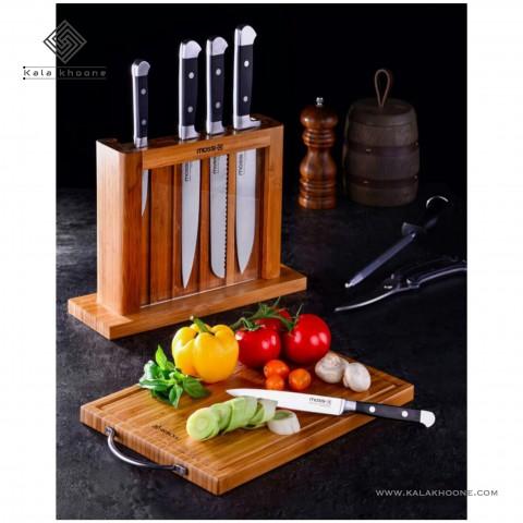 سرویس چاقو ۷ پارچه موسیو