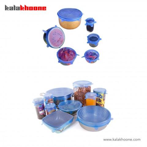 درپوش محافظ ظروف