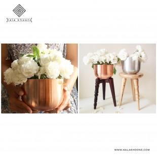گلدان دست ساز