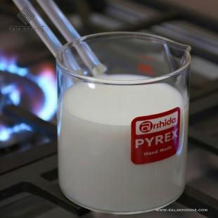 شیر جوش پیرکس آرشیدا