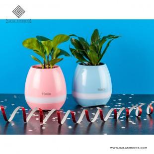 گلدان موزیکال هوشمند