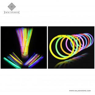 دستبند نورانی Black Light