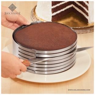 قالب برش زن کیک