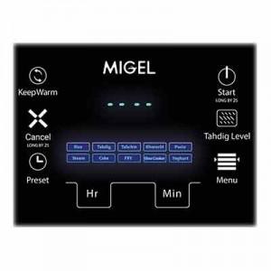 پلوپز میگل مدل GRC 860