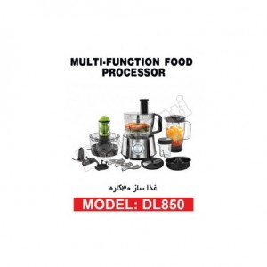 غذاساز 26 کاره دلمونتی مدل DL850 Delmonti Food