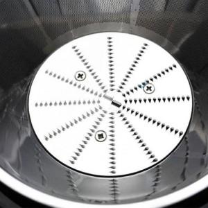 آبمیوه گیری تک کاره ناسا الکتریک مدل NS-918