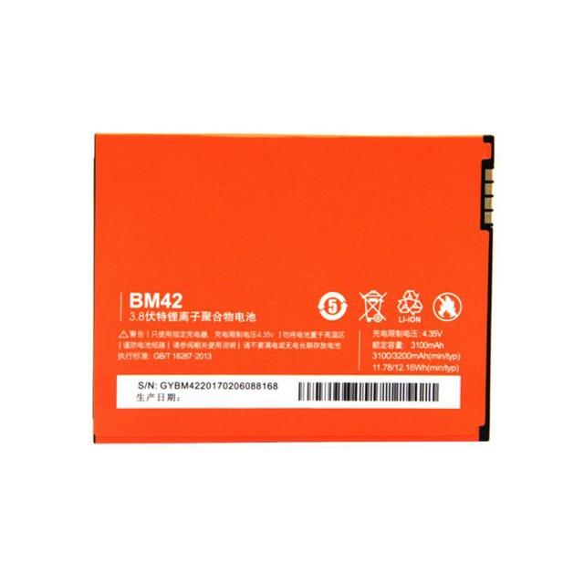 باتری bm42 نوت  - xiaomi battery bm42 redmi note