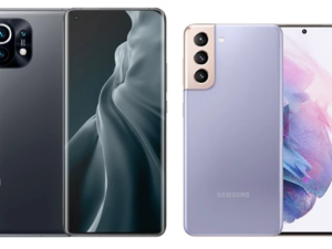 مقایسه Xiaomi Mi 11 با Samsung Galaxy S21