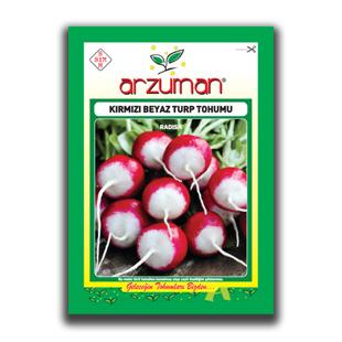 بذر تربچه دورنگ آرزومان ترکیه - Arzuman
