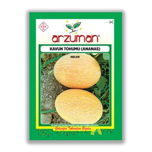 بذر خربزه آناناسي آرزومان ترکیه - Arzuman