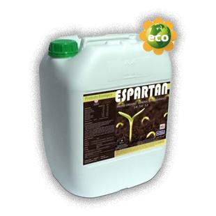 کود مایع اسپارتان کیمیتک اسپانیا 5 لیتری - هیومیک و فولیک اسید ارگانیک