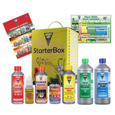 پک کامل کود استارتر باکس هسی -  Hesi Starter Box Pack