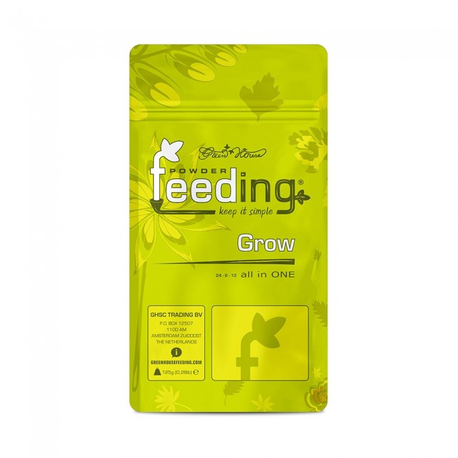 کود رشد Feeding Grow بسته 10 گرمی - گیاه سبز تر و مقاوم تر