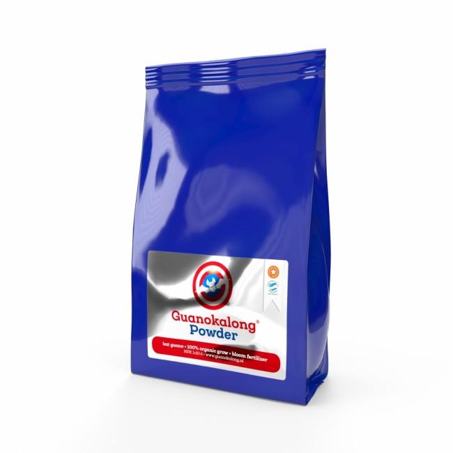 کود خفاش Guanokalong فسفر بالا NPK 1-10-1 بسته 500 گرمی هلند - بهبود عطر و طعم