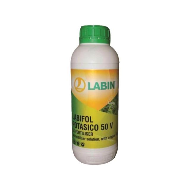 کود لبیفول پتاسیکو لبین اسپانیا 1 لیتری - بهبود عطر و طعم