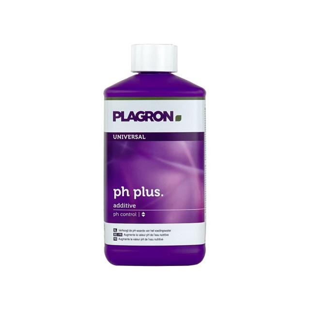 کود افزایش PH خاک Plagron PH Plus 500ml