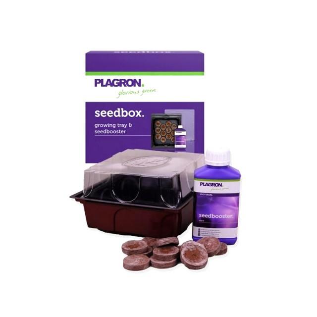 باکس مخصوص جوانه زنی سیدباکس شرکت  Plagron هلند _ Plagron seedbox