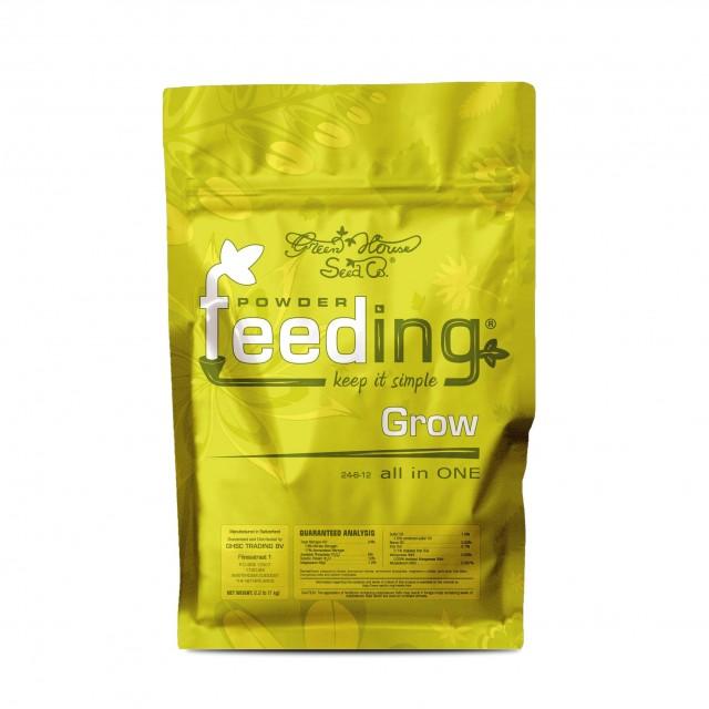 کود رشد Feeding Grow بسته 500 گرمی - گیاه سبز تر و مقاوم تر