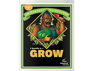 كود ارگانيك ادونس  Grow pH Perfect