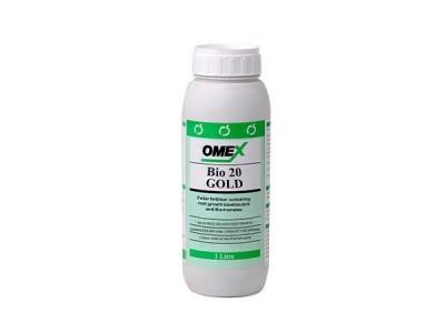 کود بیوبیست گلد -  Omex Bio 20 Gold