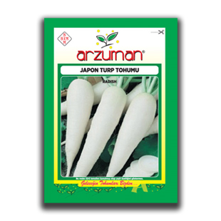بذر ترب سفید اوشینی (ژاپنی) آرزومان ترکیه - Arzuman