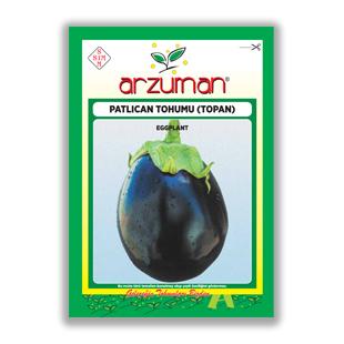 بذر بادمجان دلمه Topan آروزمان ترکیه - Arzuman