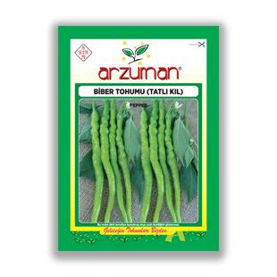 بذر فلفل قلمی شیرین آرزومان ترکیه - Arzuman