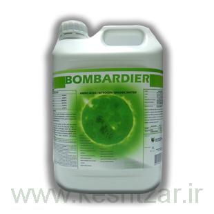 کود ارگانیک محرک رشد بمباردیر 5 لیتری-Kimiteck