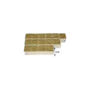 راگفول پشم سنگ Culltilene سایز 4x4 بسته 150 عددی - مناسب بذر کاری