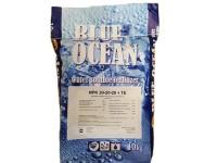 کود BLUE OCEAN  NPK   20.20.20   ده کیلویی