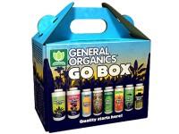 پک کامل کود  General Organics Go Box