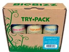 کود ارگانیک بیوبیز  Biobizz Try Pack Hydro