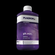 محلول کاهش دهنده PH خاک Plagron PH Min 500ml