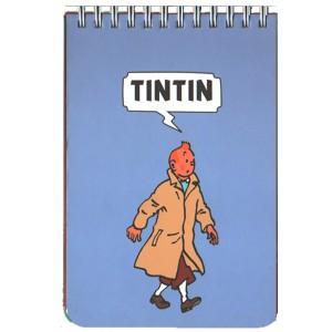 دفترچه یادداشت tintin