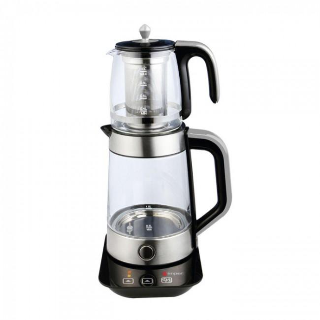 چای ساز دیجیتال ساپر مدل STT-385