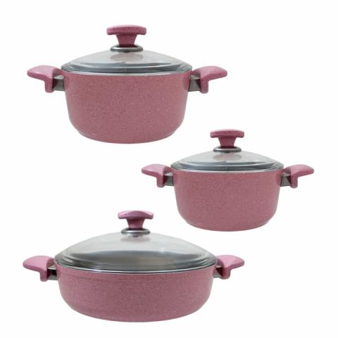 سرویس پخت و پز 6 پارچه زوپینی مدل PM
