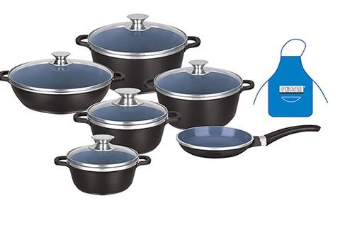 سرویس پخت و پز 11 پارچه فورته مدل آنجلا