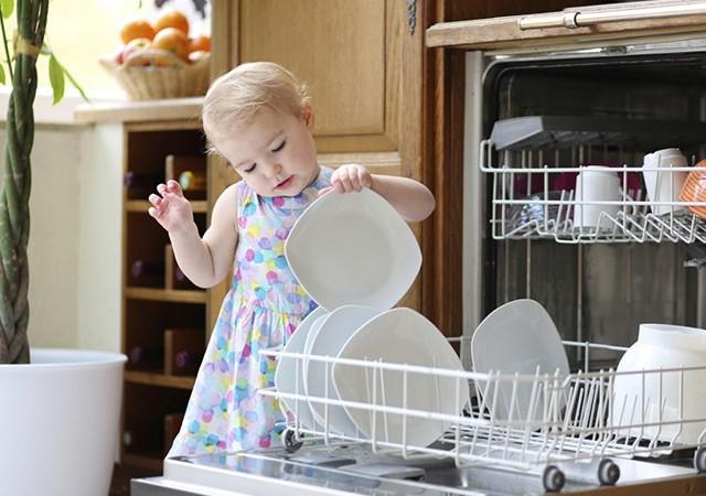 7 نکته مهم برای استفاده بهینه از ماشین ظرفشویی