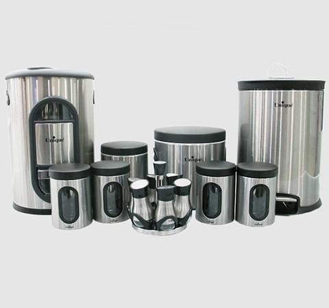 سرویس آشپزخانه 15 پارچه یونیک مدل 3515
