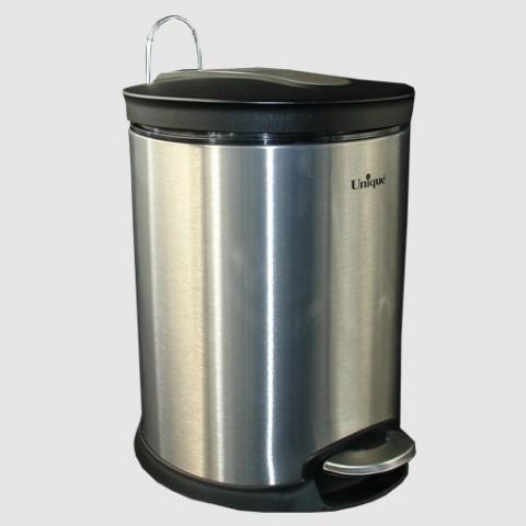 سطل زباله استیل 16 لیتری یونیک مدل 4430