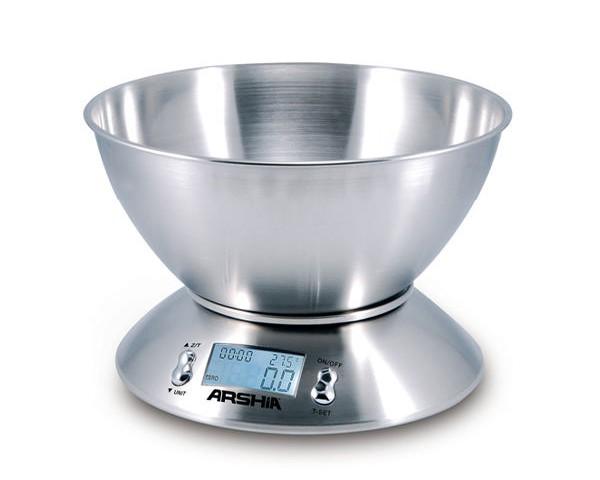 ترازوی آشپزخانه دیجیتال عرشیا مدل KWS270-2039