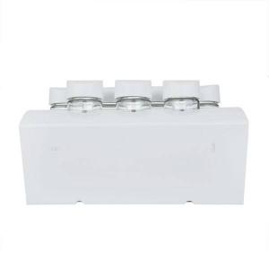 سرویس ادویه 8 پارچه سفید اورانوس مدل UHR-210